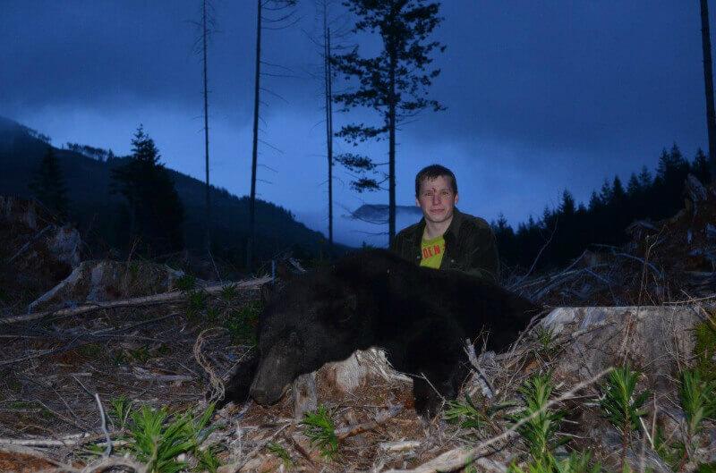 Black Bear Hunting Supplies Delta BC