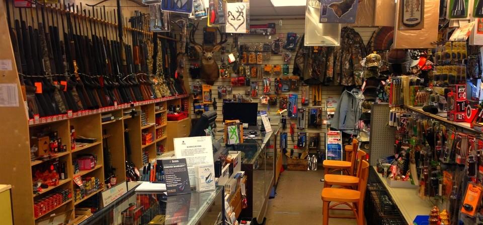 Stillwater Sports - Inside of Store