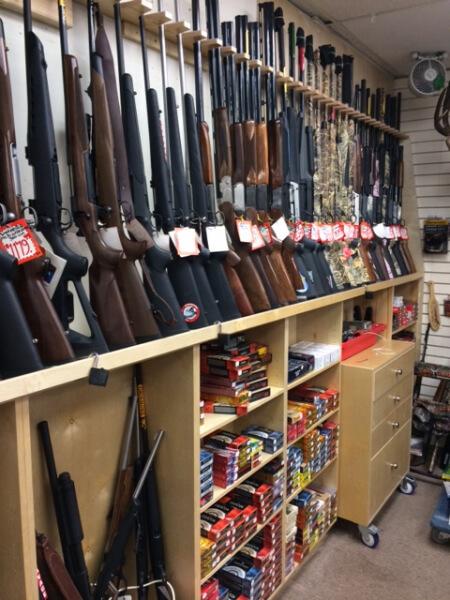 Firearms in Delta at Stillwater Sports