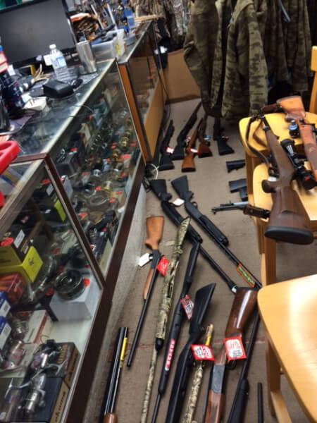 Shotguns & Rifles for Sale Delta BC
