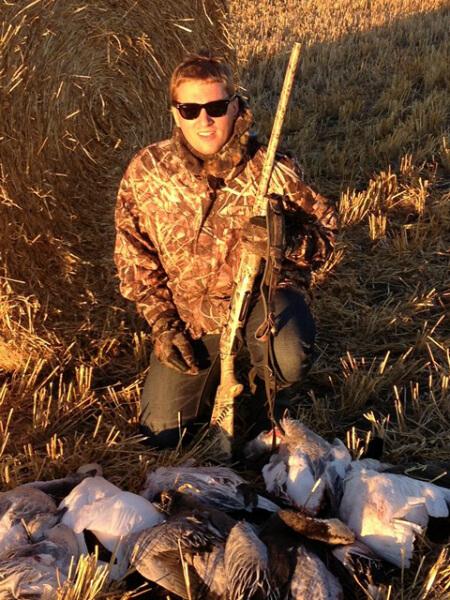 Impressive Hunting Day