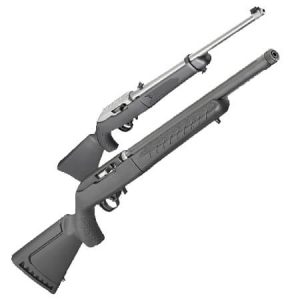 Ruger Takedown 10-22 Rimfire Rifle Delta BC