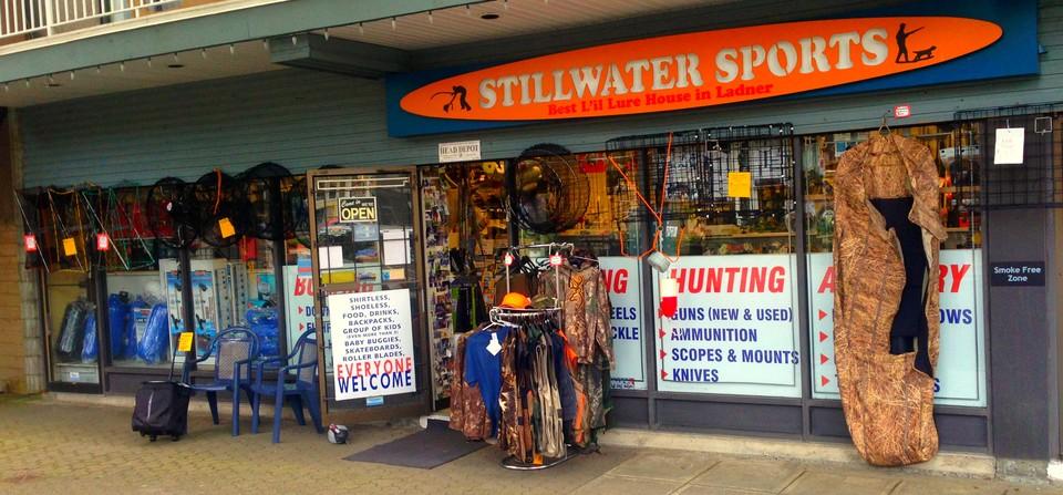 Stillwater Sports Storefront Image