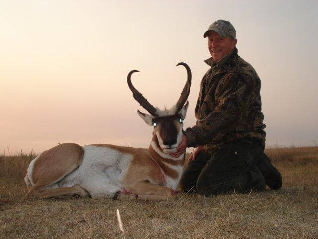 Antelope that one of our customers caught