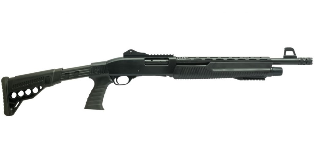 Dickinson Commander Tactical Pump shotgun