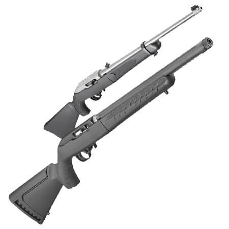 Ruger Takedown 10-22 Rimfire Rifle Delta BC